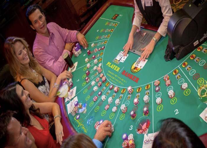 baccarat casino Luật chơi baccarat casino online và đánh baccarat truyền thống tương đối giống nhau