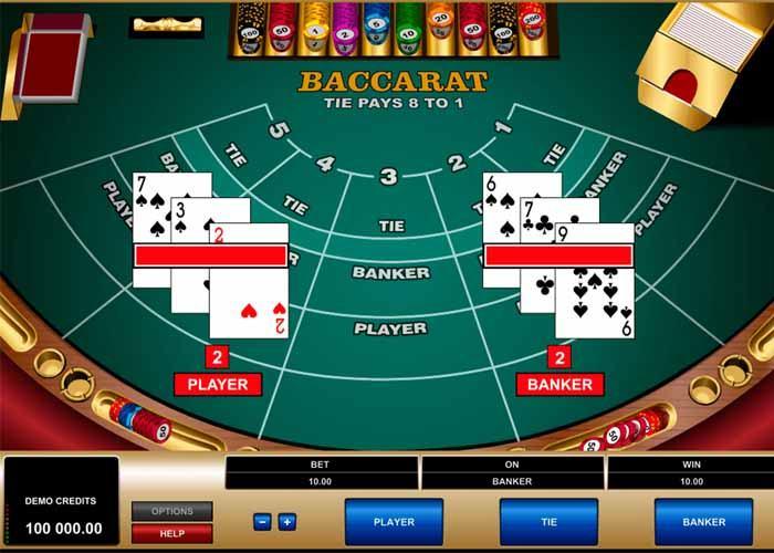 baccarat game Điều quan trọng nhất khi chơi baccarat game là tìm hiểu luật chơi, cách chơi đầy đủ, chính xác