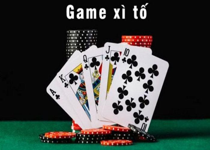 danh bai xi to Một ván đánh xì tố thường diễn ra trong 4 vòng cược