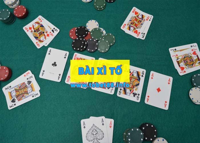 xi to la gi Xì tố còn gọi là bài xì phé là một trò chơi thuộc Poker.