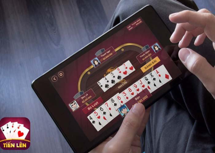 game danh bai tien len mien nam Cách tính điểm chặt bài trong game đánh bài tiến lên miền nam