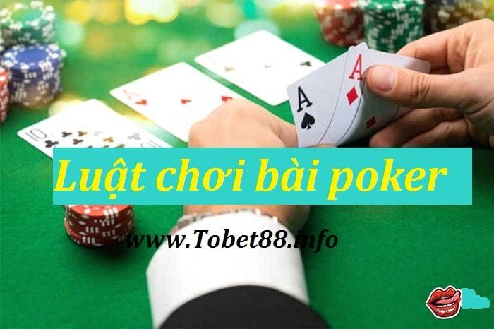 luat choi bai poker