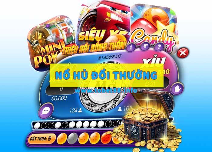 no hu doi thuong Nổ hũ đổi thưởng là một thể loại slot game đổi thưởng mà người chơi có cơ hội kiếm tiền từ các mức đặt cược đa dạng